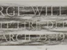 George-Williams-Rubbing