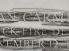 Norman-Carmichael-Rubbing