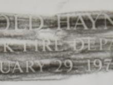 Harold-Haynie-Rubbing