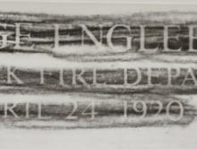 George-Englebert-Rubbing